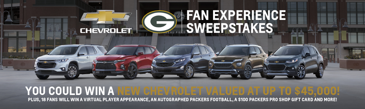 Chevy Packers Fan Experience 2020